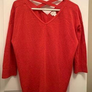 Chico's V-neck Sweater--NWOT